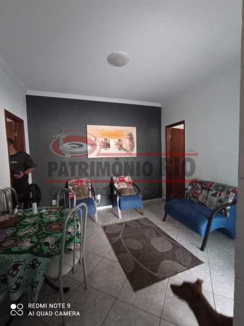 4 - casa, vaz lobo, 2qtos, varanda - PACV20045 - 5