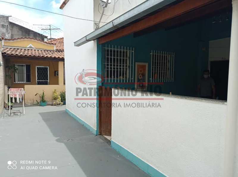 20 - casa, vaz lobo, 2qtos, varanda - PACV20045 - 1