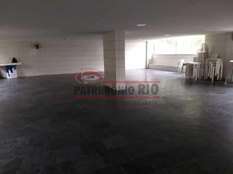 1 - Apartamento 2 quartos, elevador, vaga de garagem - Iraja - PAAP22248 - 21