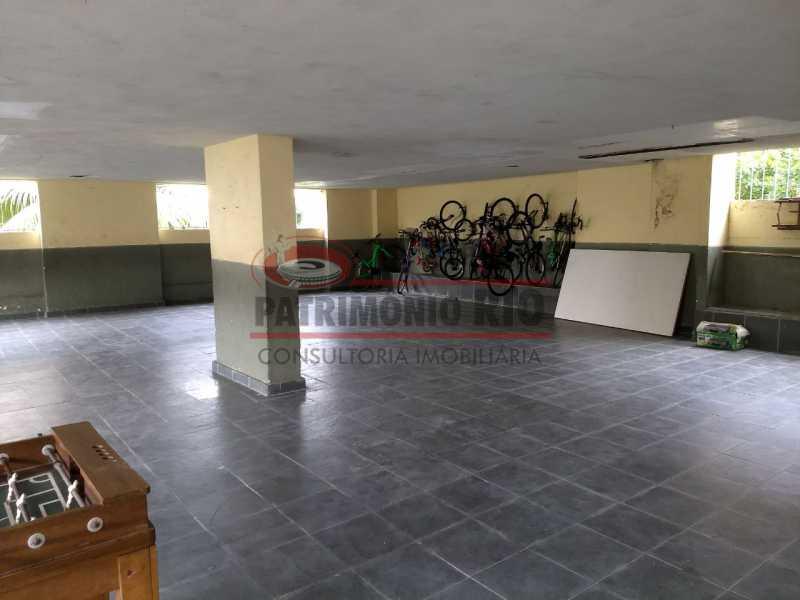 3 - Apartamento 2 quartos, elevador, vaga de garagem - Iraja - PAAP22248 - 20