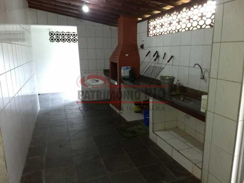 8 - Apartamento 2 quartos, elevador, vaga de garagem - Iraja - PAAP22248 - 22