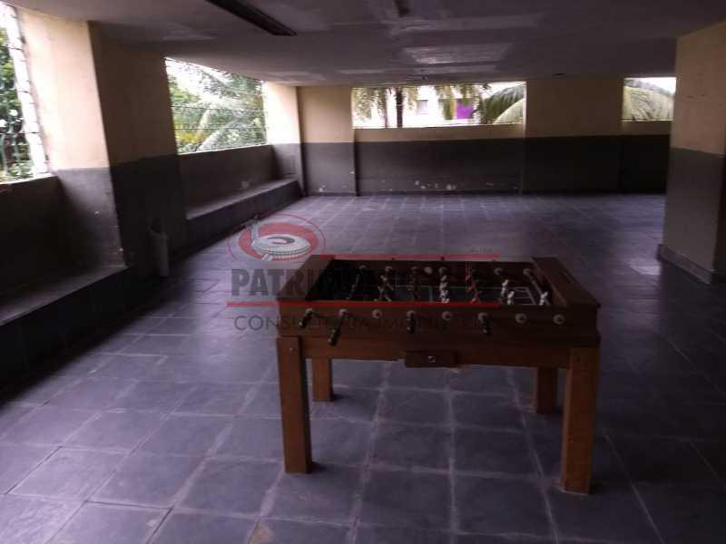 11 - Apartamento 2 quartos, elevador, vaga de garagem - Iraja - PAAP22248 - 28