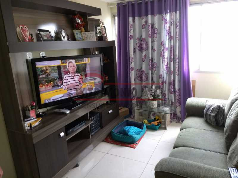 18 - Apartamento 2 quartos, elevador, vaga de garagem - Iraja - PAAP22248 - 7