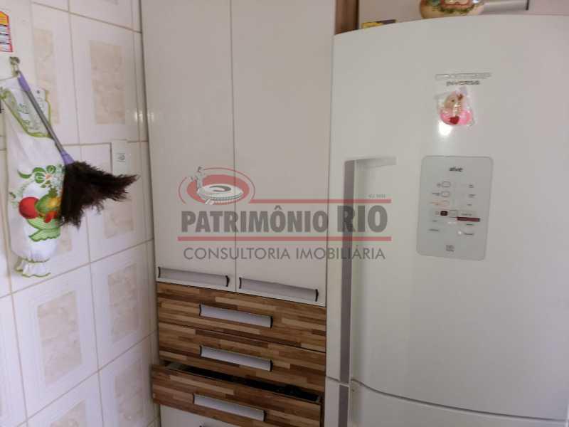 19 - Apartamento 2 quartos, elevador, vaga de garagem - Iraja - PAAP22248 - 19