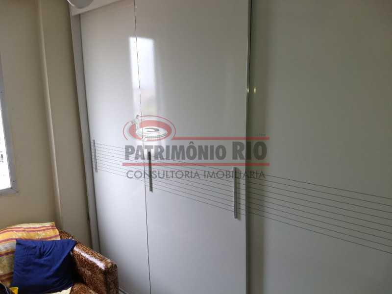21 - Apartamento 2 quartos, elevador, vaga de garagem - Iraja - PAAP22248 - 16