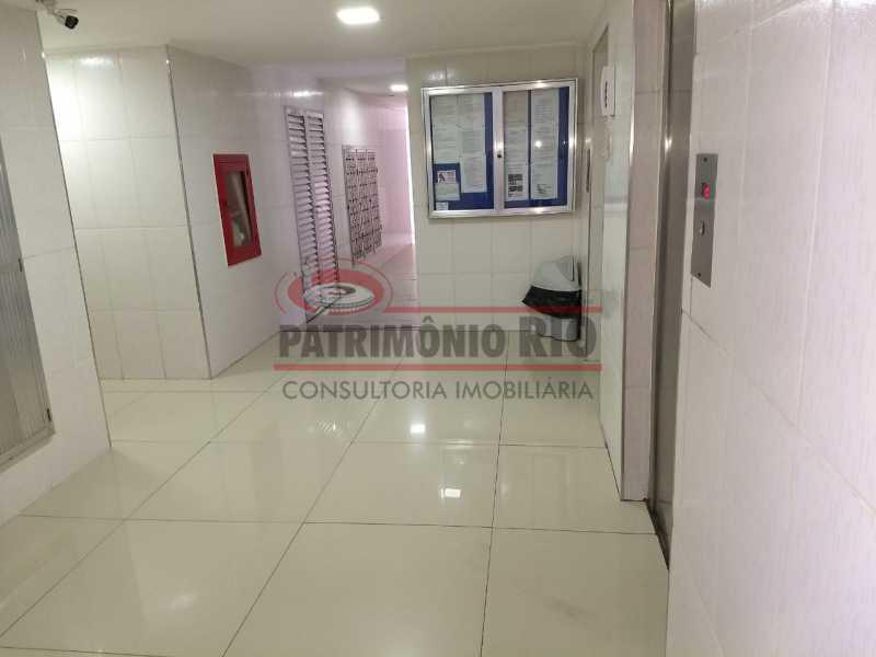 23 - Apartamento 2 quartos, elevador, vaga de garagem - Iraja - PAAP22248 - 6