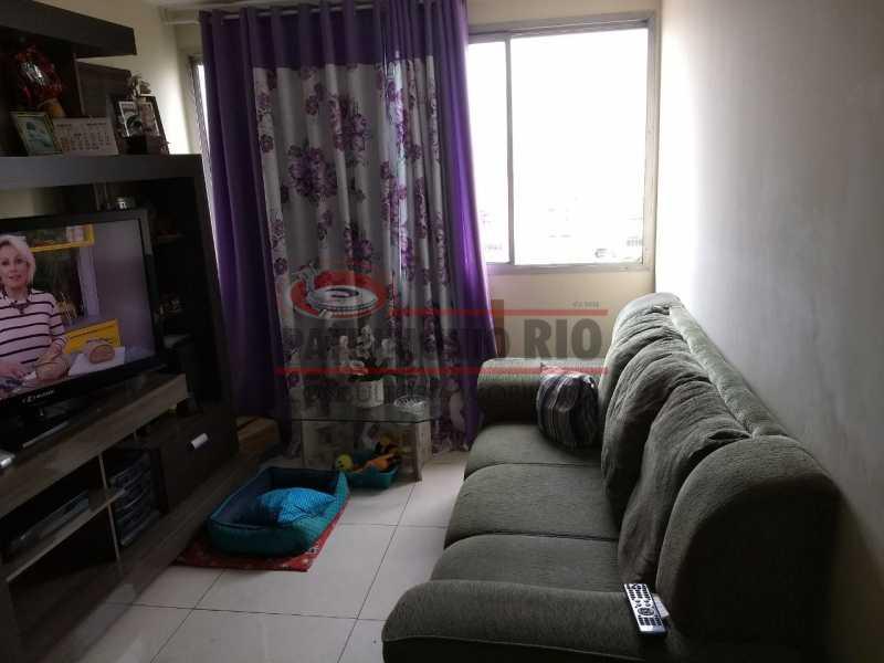 26 - Apartamento 2 quartos, elevador, vaga de garagem - Iraja - PAAP22248 - 8