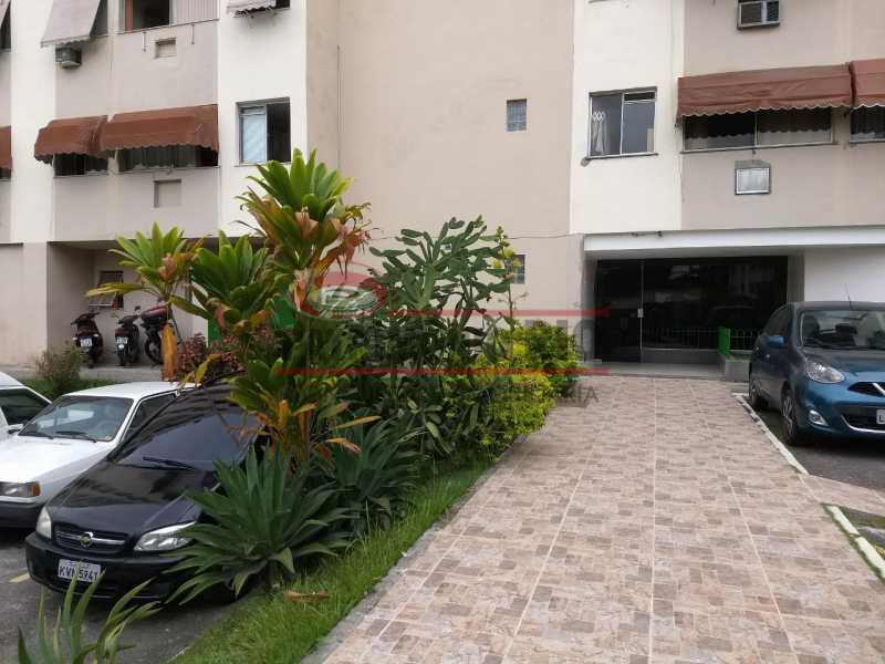 27 - Apartamento 2 quartos, elevador, vaga de garagem - Iraja - PAAP22248 - 5