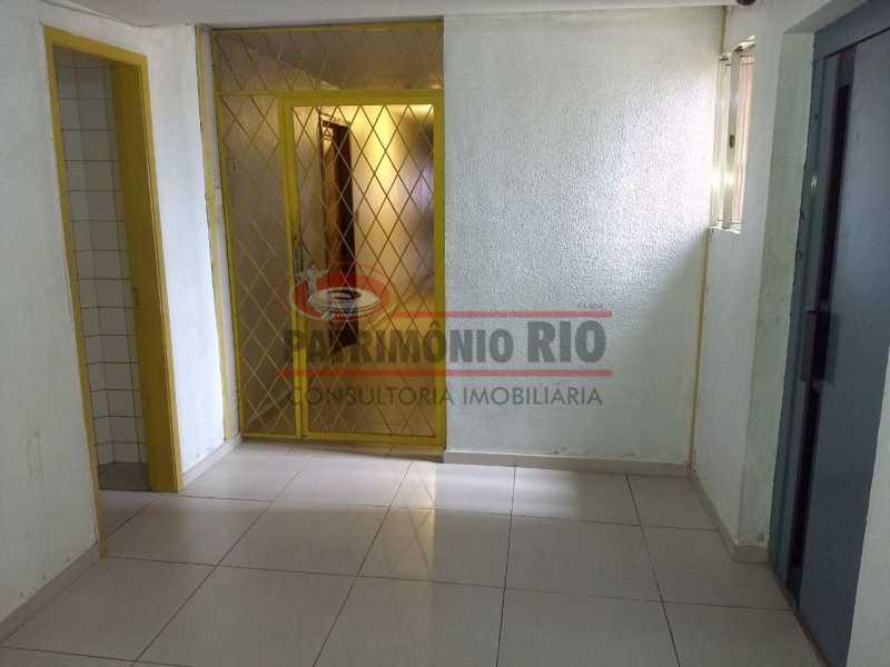 28 - Apartamento 2 quartos, elevador, vaga de garagem - Iraja - PAAP22248 - 30