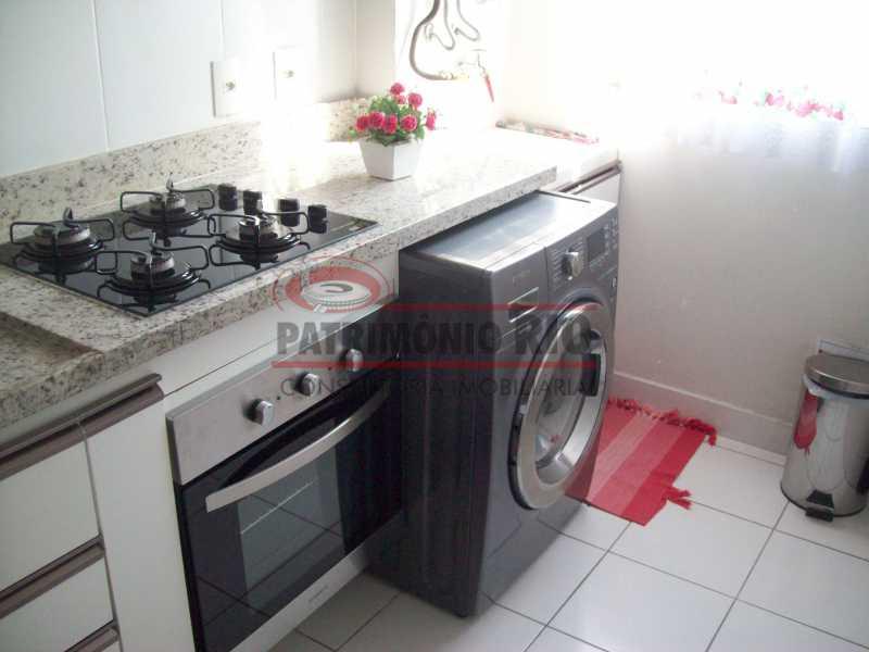 101_6421 - Excelente apartamento Condomínio fechado sala 2qtos - PAAP22258 - 21