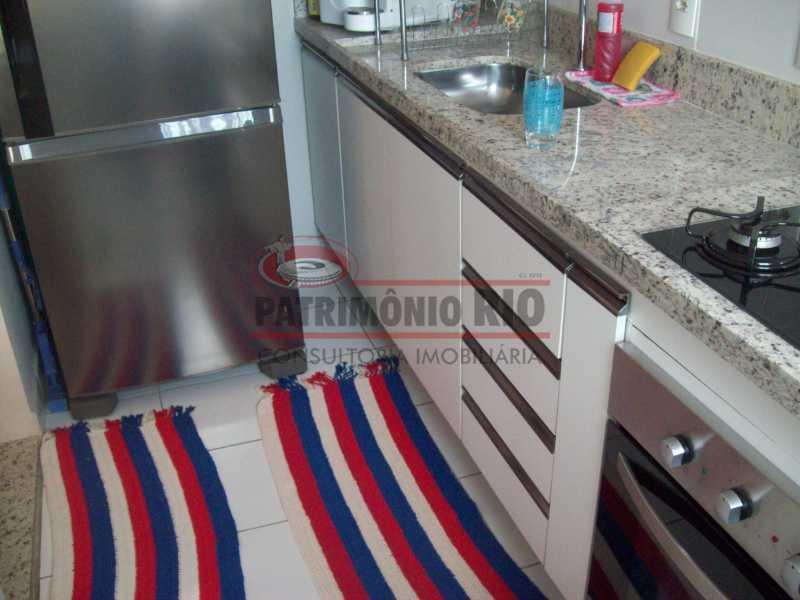 101_6422 - Excelente apartamento Condomínio fechado sala 2qtos - PAAP22258 - 23