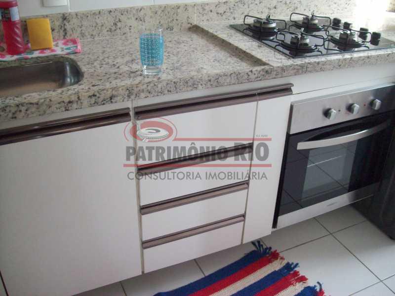 101_6423 - Excelente apartamento Condomínio fechado sala 2qtos - PAAP22258 - 22