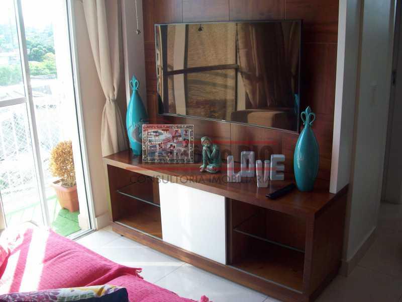 101_6425 - Excelente apartamento Condomínio fechado sala 2qtos - PAAP22258 - 5