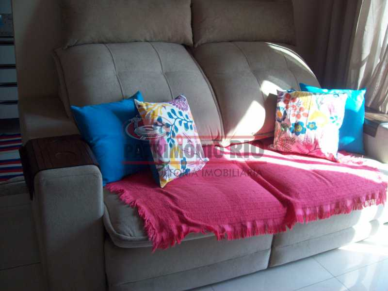 101_6426 - Excelente apartamento Condomínio fechado sala 2qtos - PAAP22258 - 6