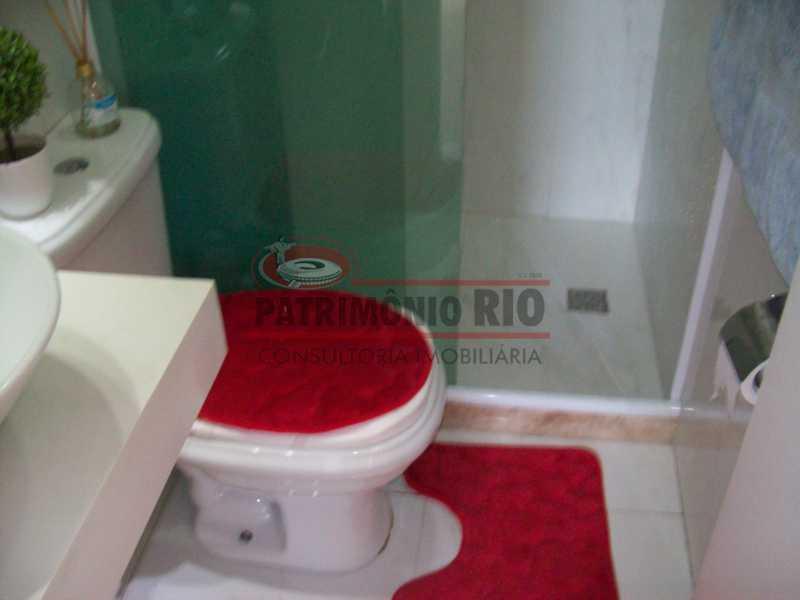 101_6434 - Excelente apartamento Condomínio fechado sala 2qtos - PAAP22258 - 18