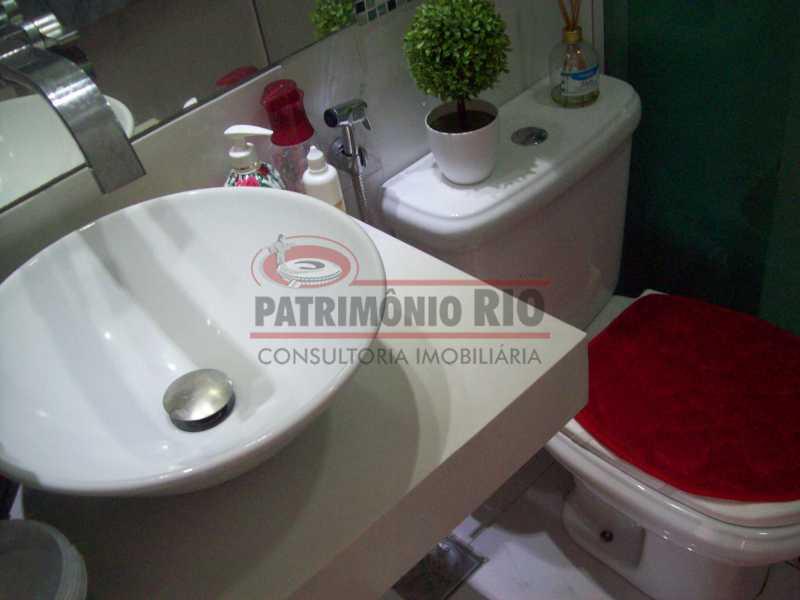 101_6435 - Excelente apartamento Condomínio fechado sala 2qtos - PAAP22258 - 17