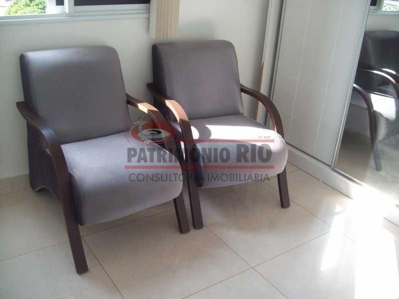 101_6438 - Excelente apartamento Condomínio fechado sala 2qtos - PAAP22258 - 7