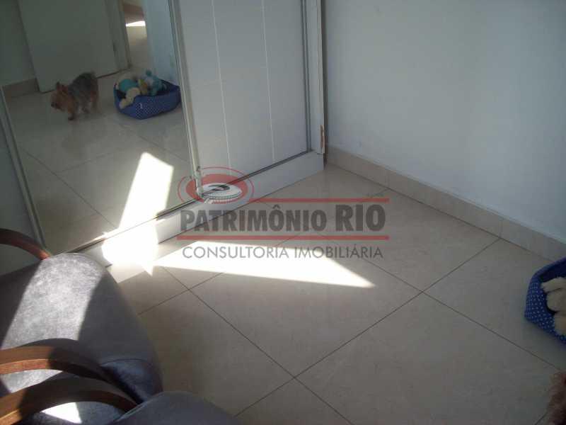 101_6439 - Excelente apartamento Condomínio fechado sala 2qtos - PAAP22258 - 16