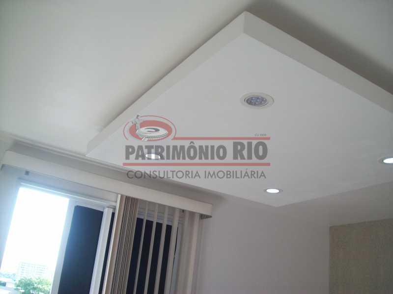 101_6440 - Excelente apartamento Condomínio fechado sala 2qtos - PAAP22258 - 11