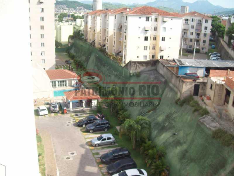 101_6442 - Excelente apartamento Condomínio fechado sala 2qtos - PAAP22258 - 27