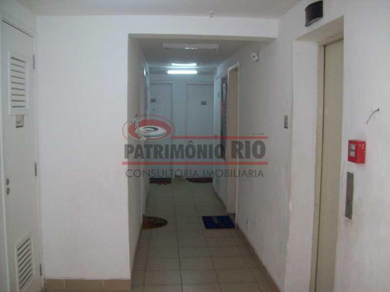 101_6446 - Excelente apartamento Condomínio fechado sala 2qtos - PAAP22258 - 24