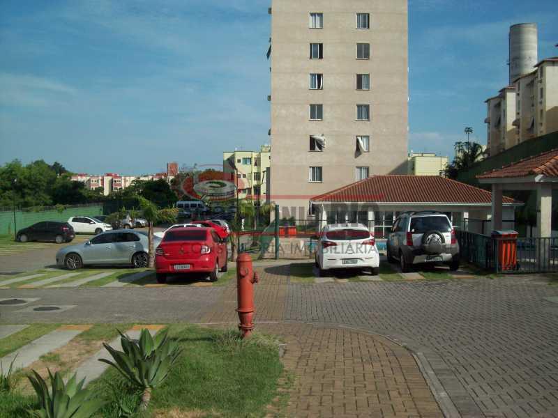 101_6447 - Excelente apartamento Condomínio fechado sala 2qtos - PAAP22258 - 29