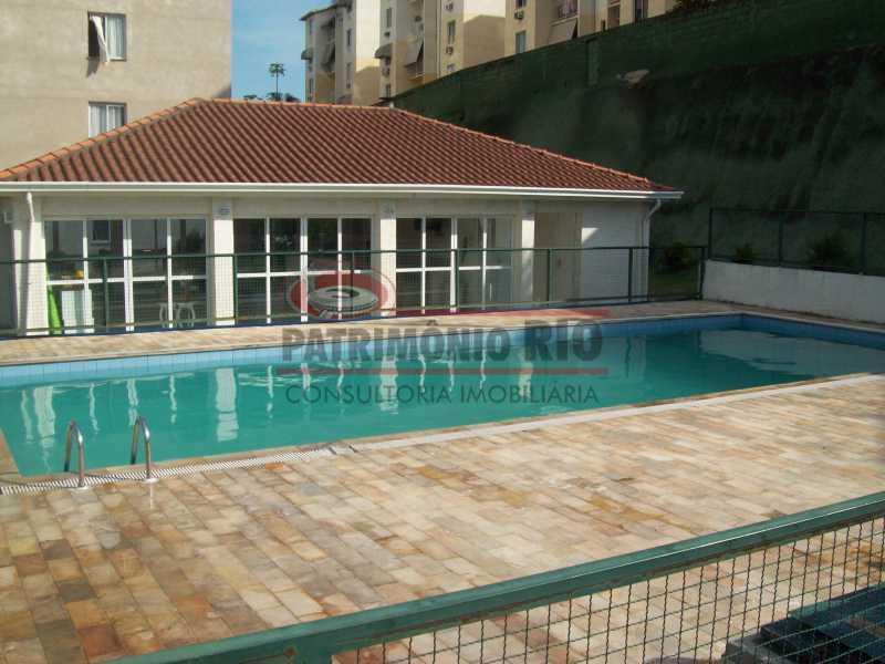 101_6448 - Excelente apartamento Condomínio fechado sala 2qtos - PAAP22258 - 25