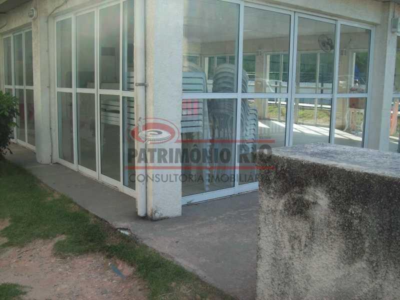 101_6449 - Excelente apartamento Condomínio fechado sala 2qtos - PAAP22258 - 26