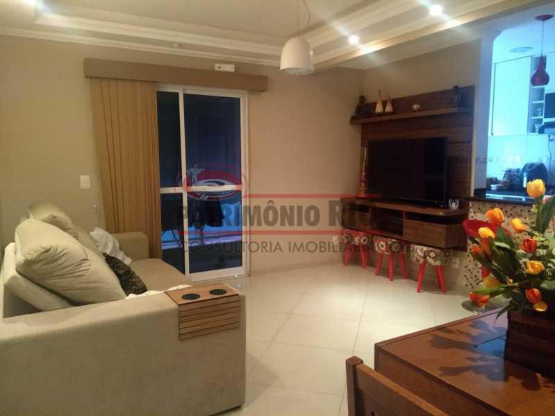 01 - Apartamento semi luxo para pessoas exigente - PAAP22270 - 1