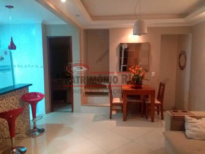 02 - Apartamento semi luxo para pessoas exigente - PAAP22270 - 3