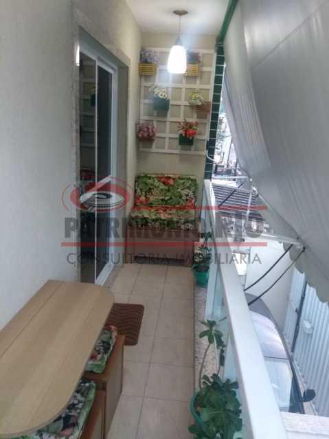 07 - Apartamento semi luxo para pessoas exigente - PAAP22270 - 8
