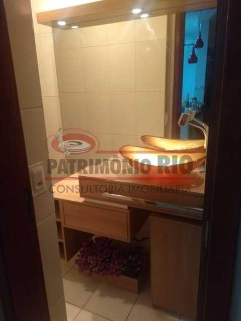 15 - Apartamento semi luxo para pessoas exigente - PAAP22270 - 16