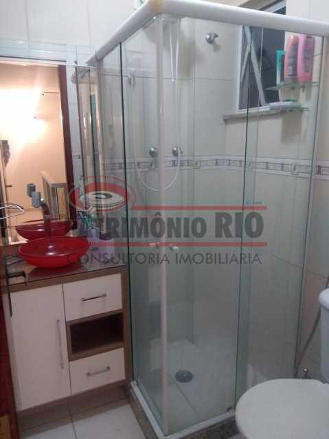 18 - Apartamento semi luxo para pessoas exigente - PAAP22270 - 19