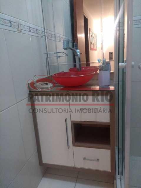 19 - Apartamento semi luxo para pessoas exigente - PAAP22270 - 20