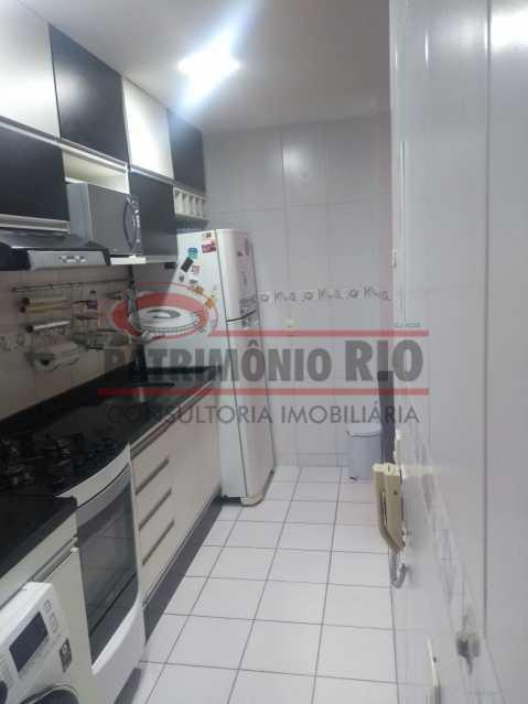 20 - Apartamento semi luxo para pessoas exigente - PAAP22270 - 21