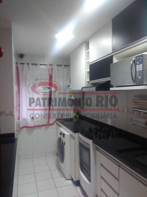 21 - Apartamento semi luxo para pessoas exigente - PAAP22270 - 22