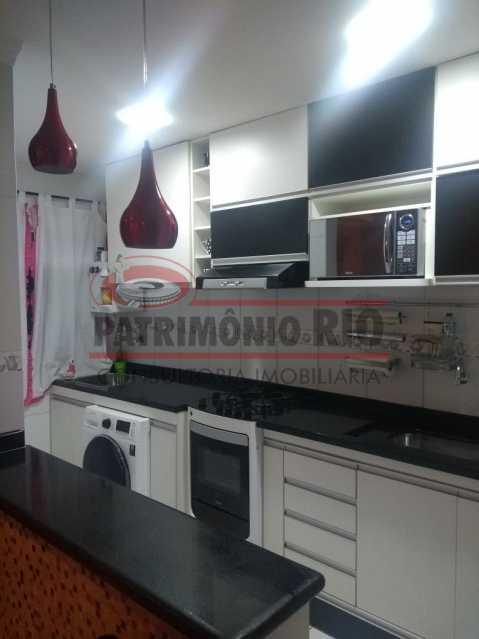 22 - Apartamento semi luxo para pessoas exigente - PAAP22270 - 23