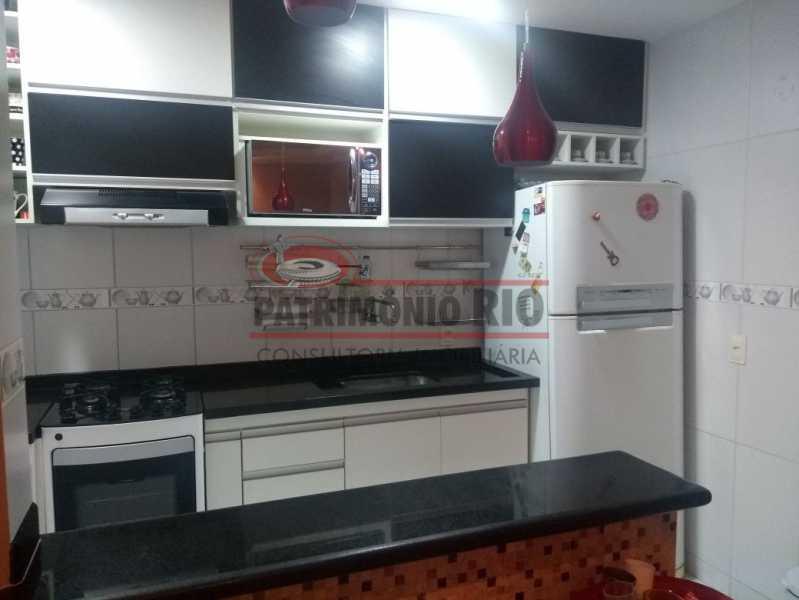 23 - Apartamento semi luxo para pessoas exigente - PAAP22270 - 24