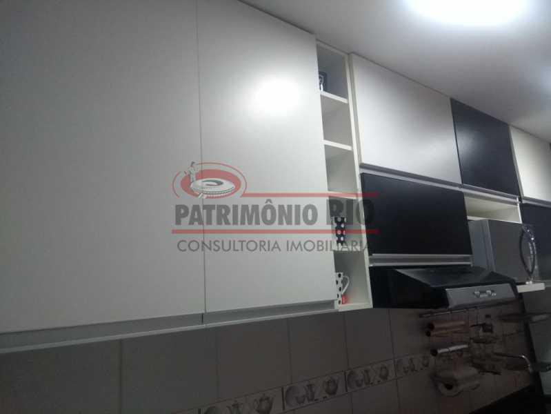 24 - Apartamento semi luxo para pessoas exigente - PAAP22270 - 25