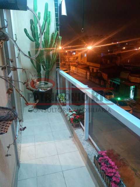 26 - Apartamento semi luxo para pessoas exigente - PAAP22270 - 27