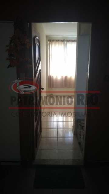 5 - Excelente apartamento 2qtos com vaga, colado na Estação de Metrô de Tomás Coelho - PAAP22343 - 6