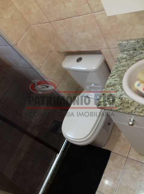 14 - Excelente apartamento 2qtos com vaga, colado na Estação de Metrô de Tomás Coelho - PAAP22343 - 15