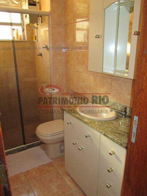 15 - Excelente apartamento 2qtos com vaga, colado na Estação de Metrô de Tomás Coelho - PAAP22343 - 16