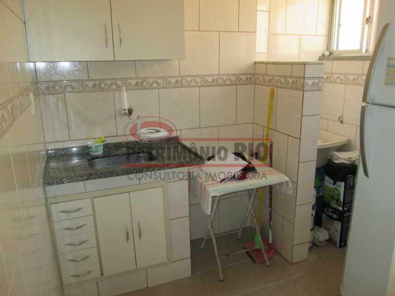 17 - Excelente apartamento 2qtos com vaga, colado na Estação de Metrô de Tomás Coelho - PAAP22343 - 17