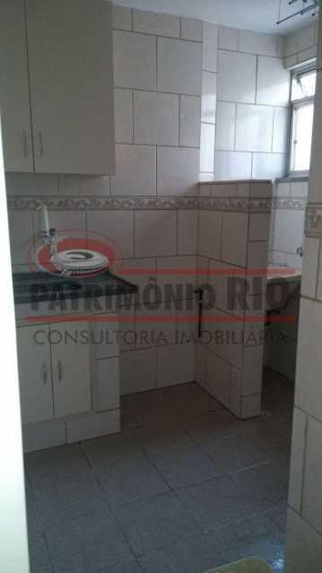 18 - Excelente apartamento 2qtos com vaga, colado na Estação de Metrô de Tomás Coelho - PAAP22343 - 18