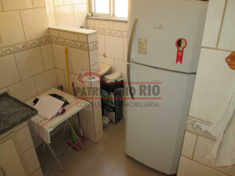 19 - Excelente apartamento 2qtos com vaga, colado na Estação de Metrô de Tomás Coelho - PAAP22343 - 19