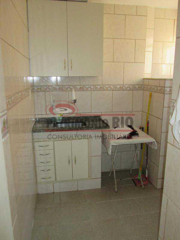 20 - Excelente apartamento 2qtos com vaga, colado na Estação de Metrô de Tomás Coelho - PAAP22343 - 20