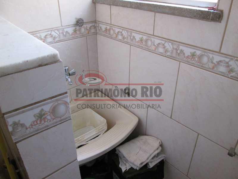 21 - Excelente apartamento 2qtos com vaga, colado na Estação de Metrô de Tomás Coelho - PAAP22343 - 21