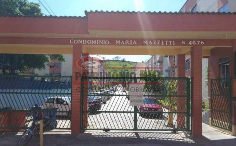 22 - Excelente apartamento 2qtos com vaga, colado na Estação de Metrô de Tomás Coelho - PAAP22343 - 22