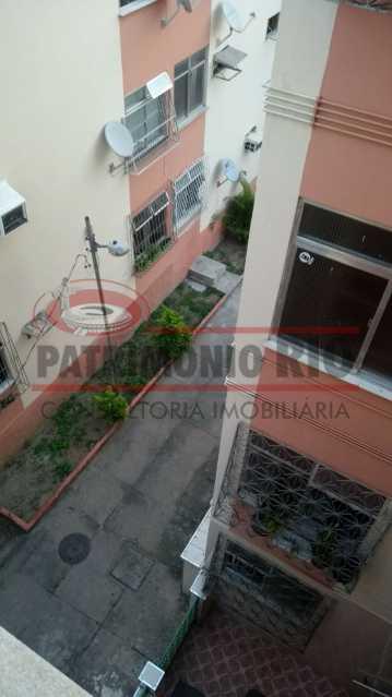 23 - Excelente apartamento 2qtos com vaga, colado na Estação de Metrô de Tomás Coelho - PAAP22343 - 23